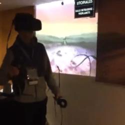 Les Utopiales 2017 Réalité Virtuelle