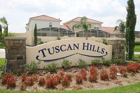 Tuscan Hills Vacation Rentals in Davenport, Florida
