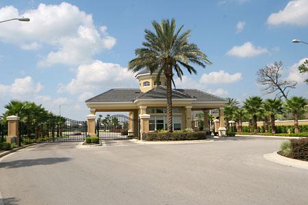 Windsor Hills - Gated Entrance