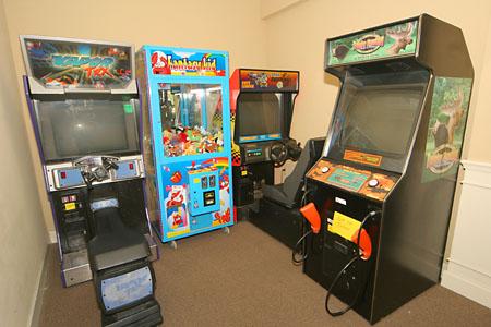 Windsor Hills - Arcade Games