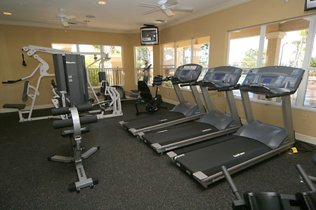Windsor Hills - Clubhouse Gym