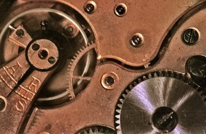 Vintage herenhorloge