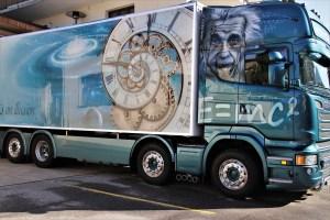 AliExpress vrachtwagen gestolen