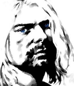Kurt Cobain schoenen