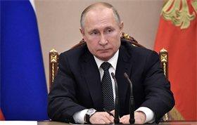 Путин поручил разработать стратегию по борьбе с ВИЧ