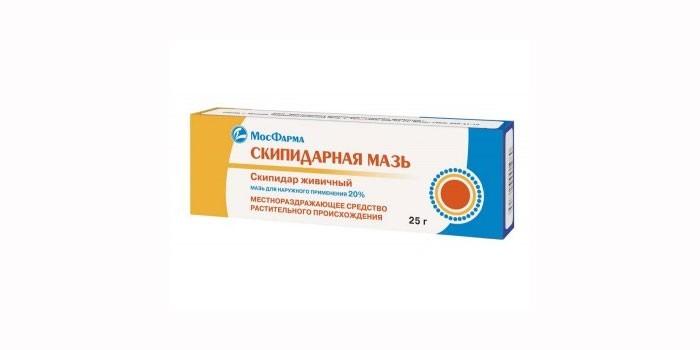 skipidar unguent cu varicoză)