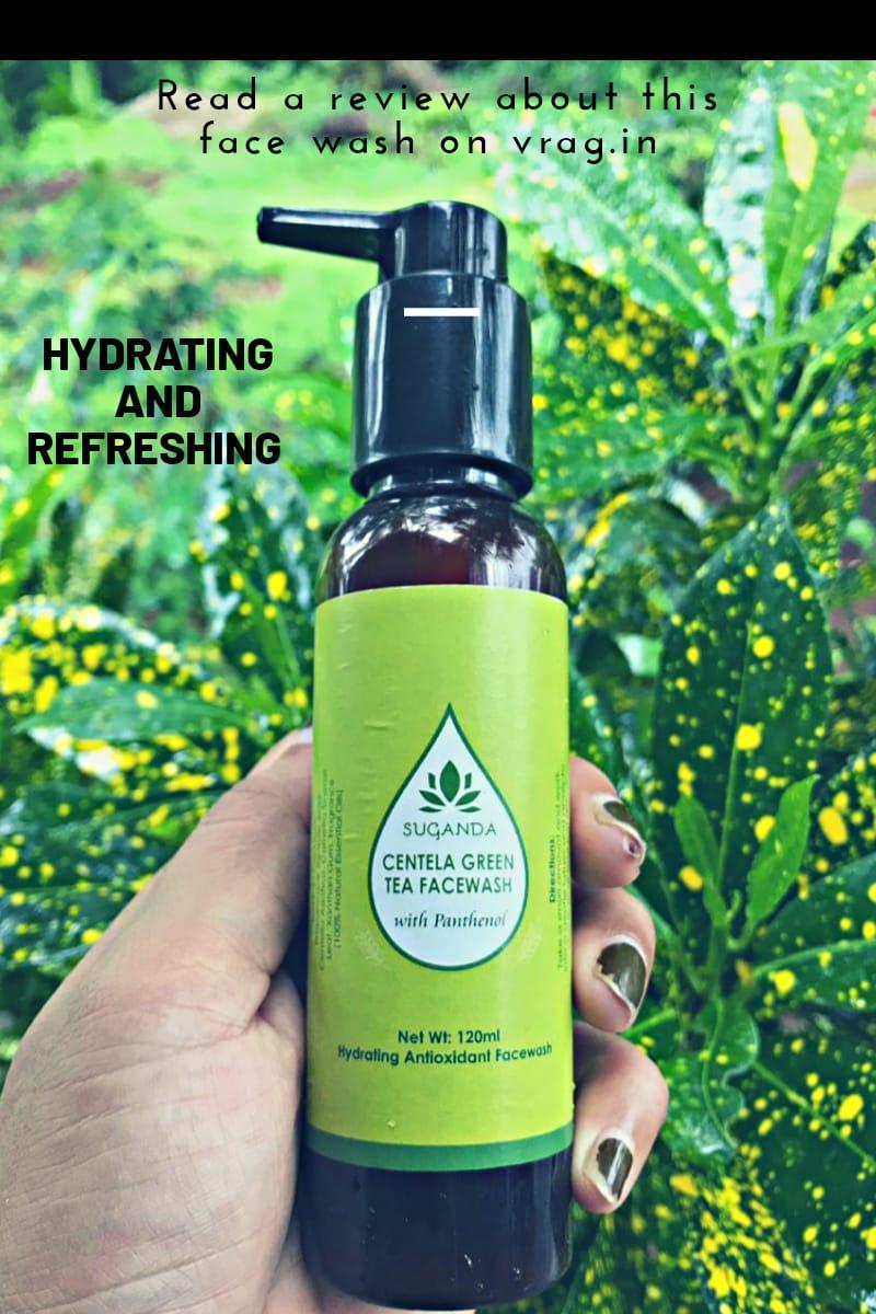 Centella Green Tea Face Wash