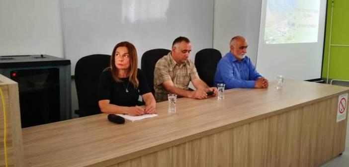 """У Бујановцу промовисан """"Предео изузетних одлика Пчиње"""""""