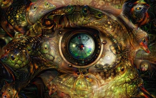 "Deep Dream: ""Eye"" V2"