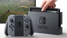 Nintendo Switch Virtual Reality