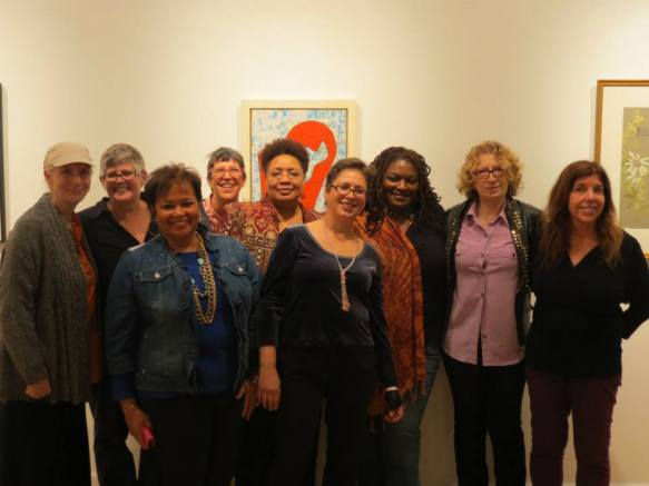 2014 Pink Ribbon Show Artists