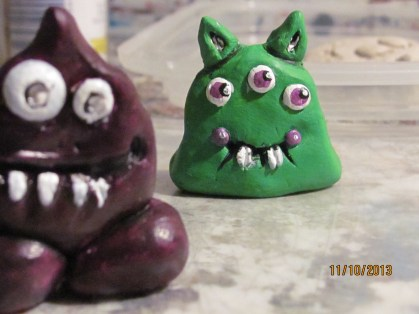 Monsters for Cameron