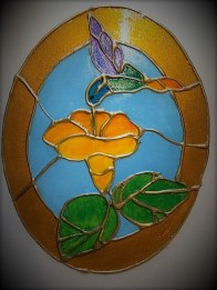 sheila stained glass