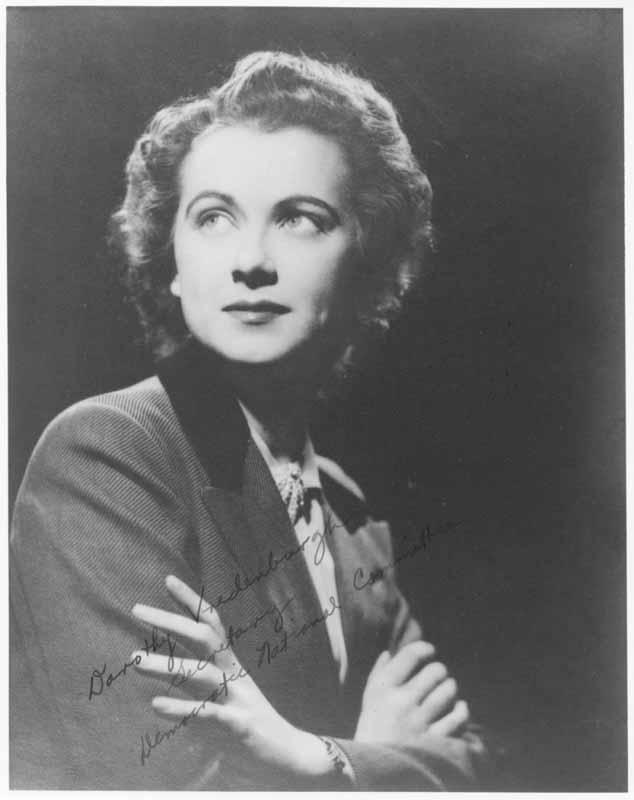 Dorothy Vredenburgh