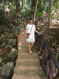 Выходим из Bukit Nanas