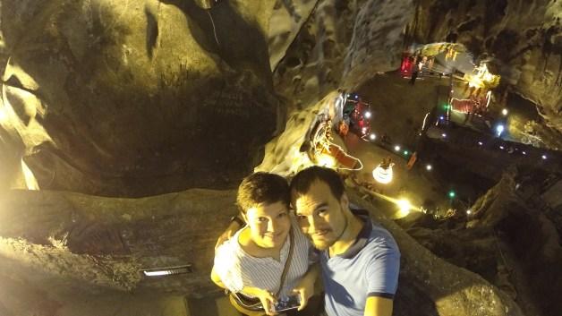 Пещеры Бату. Пещера Ramayana