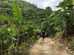По дороге к неизвестному водопаду