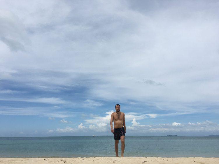 Каримаджо на пляже Мае Нам