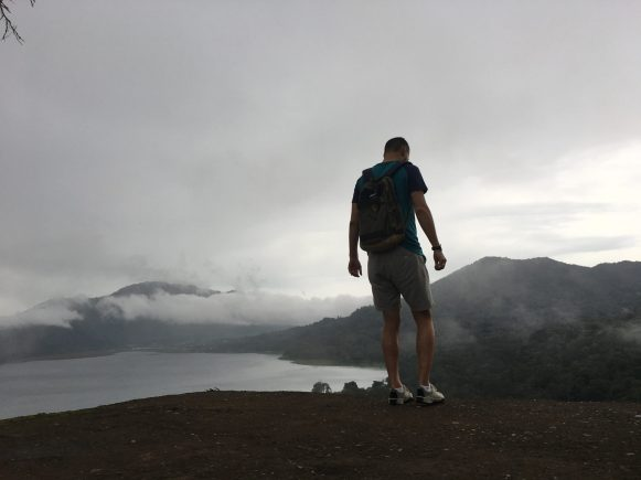 Над озером Буян