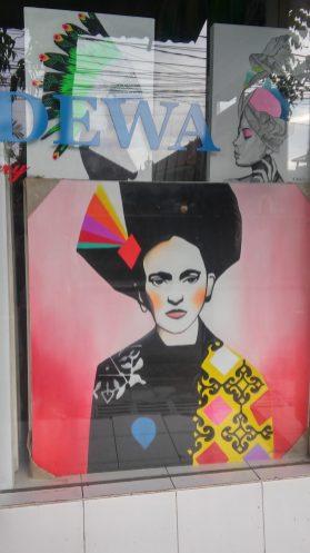 Картина в магазине
