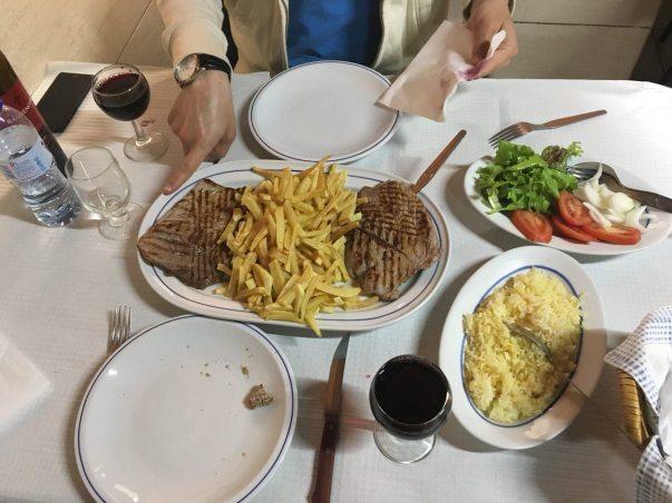 Ужин за 24€