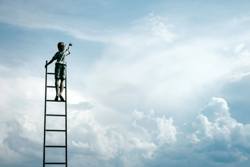 The Proverbial Corporate Ladder