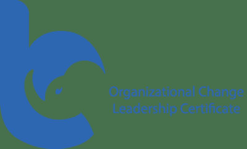 Organizational Change Leadership Certification