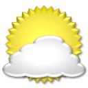 mostlycloudy  Vreme urâtă până pe 21 aprilie în Jud. Buzău mostlycloudy