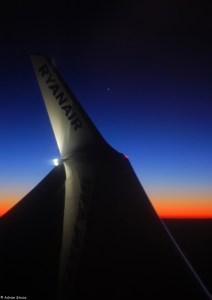 In zbor spre Tenerife, cu Ryanair