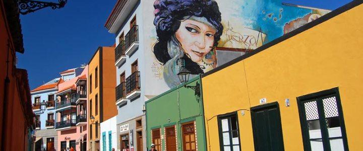 La pas, prin Tenerife – Puerto de la Cruz