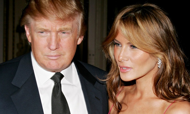 Donald Trump i Melania