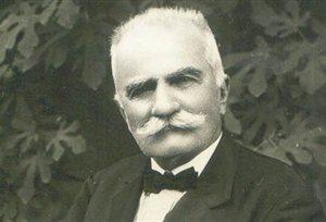 Čika Ljuba Davidović, osnivač Demokratske stranke