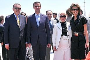 Erdogan i Asad