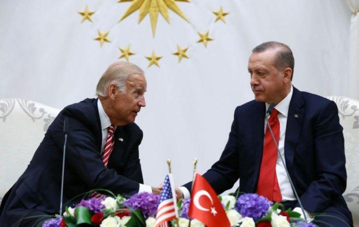 Potpredsednik SAD Džozef Bajden, tokom svoje posete Ankari