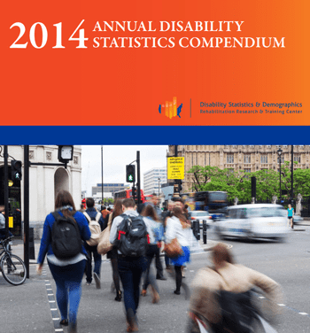 Annual Disability Statistics Compendium Released for 2014