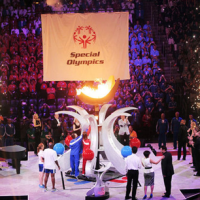 2014 Special Olympics USA Games Kick-Off