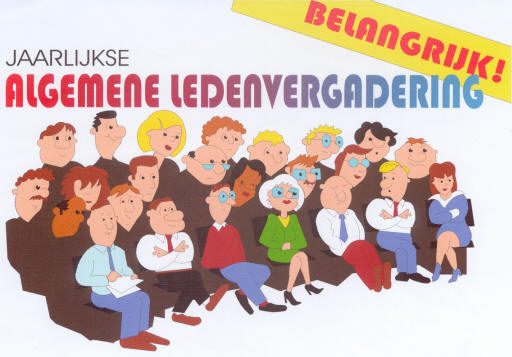 Občni zbor članov Združenja prijateljev Slovenije na Nizozemskem / ALV Vrienden van Slovenië 2017