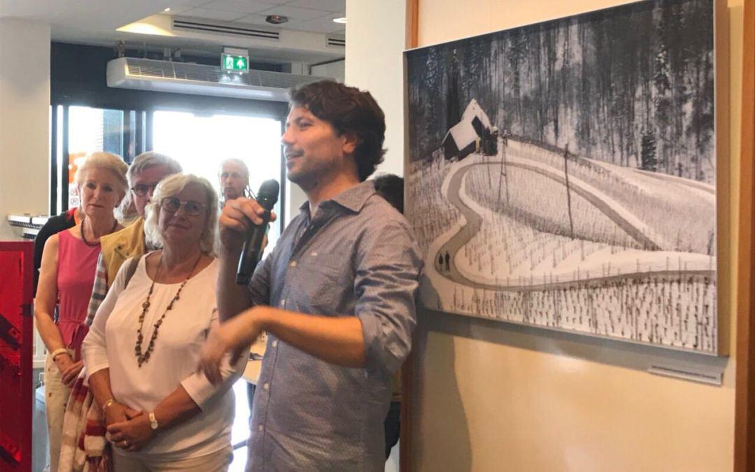 Razstava v Haagu: Slovenija v najlepši luči! / Tentoonsteling in Den Haag: Slovenië van haar beste kant