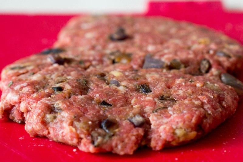Stukje vleesbereiding