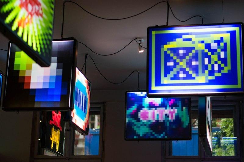 Pixelart bij Bun Bao