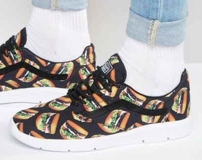 Vans Burger Trainers