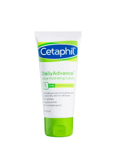 Cetaphil DailyAdvance® Ultra Hydrating Lotion