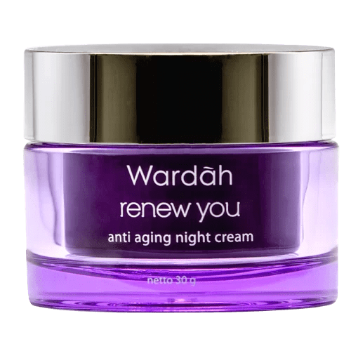 Wardah Renew You Anti Aging Night Cream
