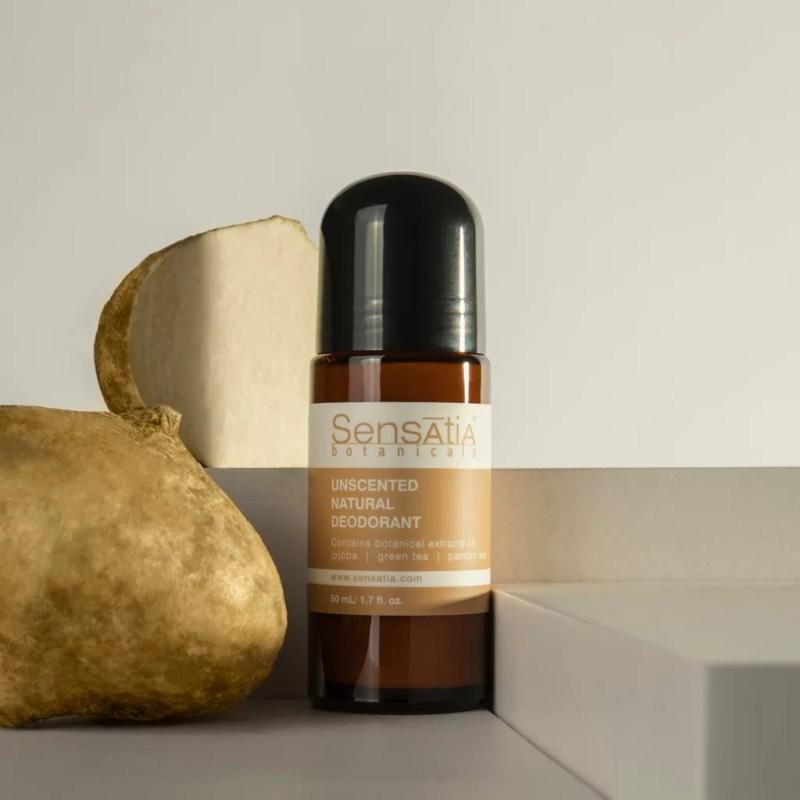 Sensatia Botanica Unscented Natural Deodorant