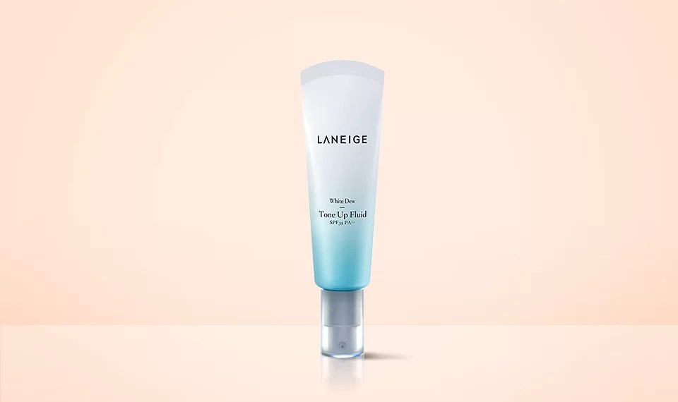 Laneige White Dew Tone Up Fluid SPF35 PA++