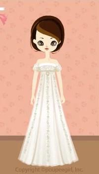 Empire dress / bg09I