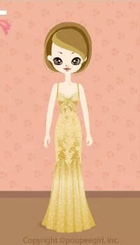 Celeb dress / gl09KJ