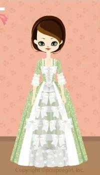 Noble dress / gn09