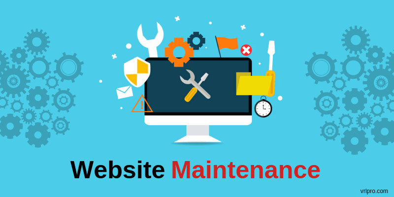 What is Website Maintenance, how it benefits to your website