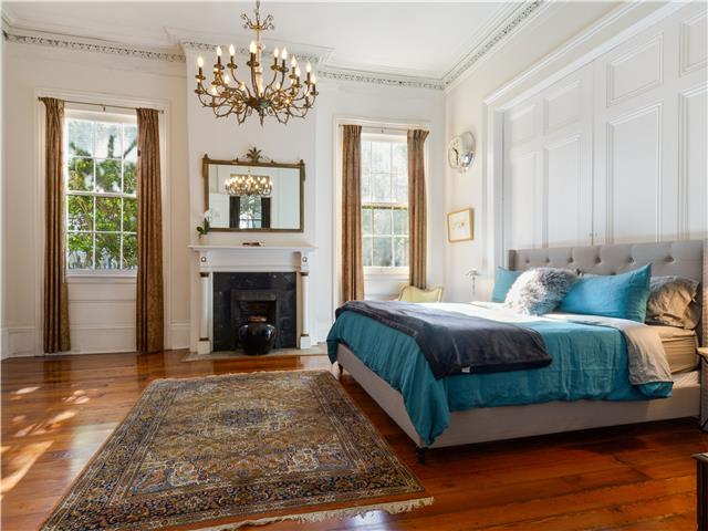 Heirloom New Orleans Bedroom